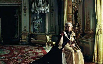 فرصة العمر مع الملكة اليزابيث