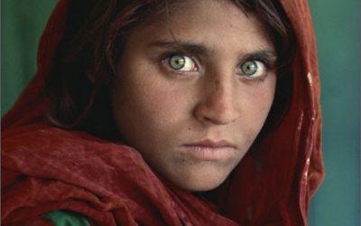 ذات العيون الخضراء
