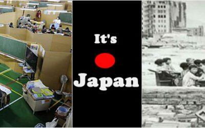 It's Japan