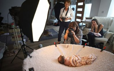 معاناة المصور مع الأطفال