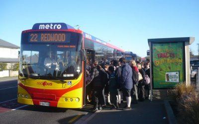 خواطر نيوزلندية – رحلة الباص